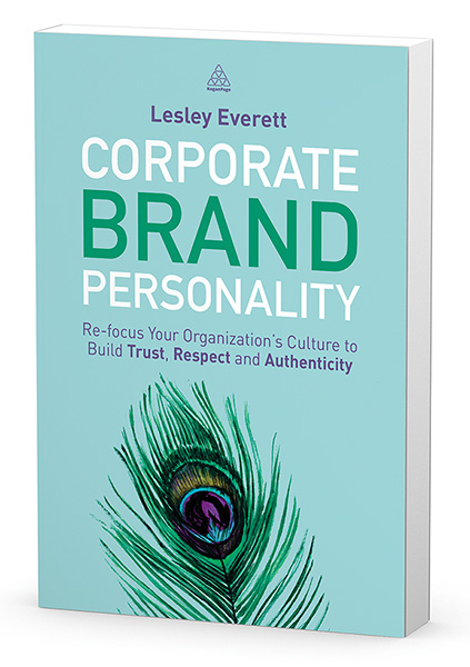 Corporate Brand Personality Lesley Everett