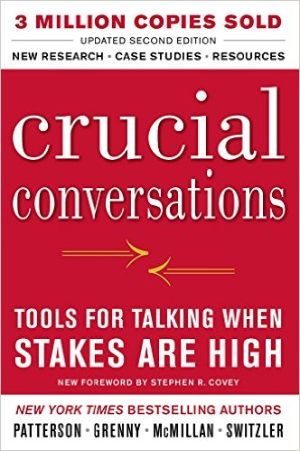 Crucial Conversations Tools for Talking When Stakes Are High Al Switzler