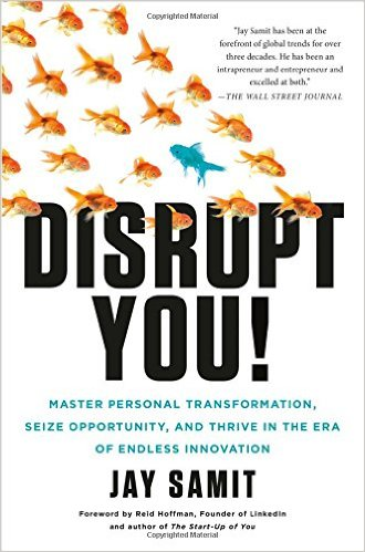 Disrupt You Jay samit