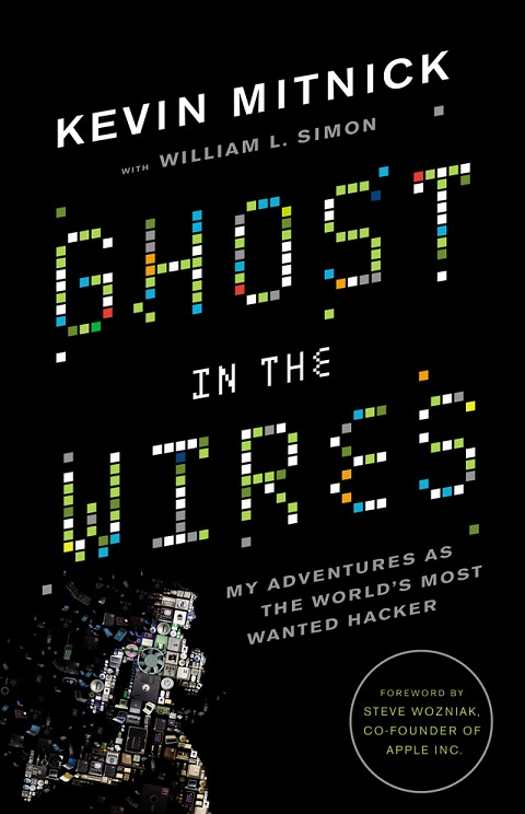 Ghost in the Wires kevin mitnick