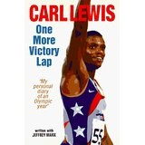 One more Victory Lap libro Carl Lewis