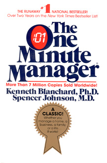 The One Minute Manager Ken Blanchard