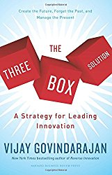 The Three Box Solution A Strategy for Leading Innovation Vijay Govindarajan